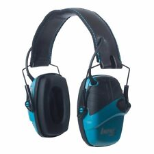 Howard Leight Impact Sport Folding Electronic Earmuff, 22dB Nrr, Teal #R-02521