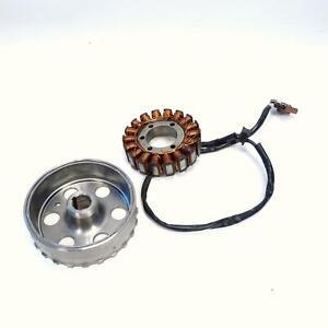 14-20 KTM 690 Enduro R LC4 Engine Stator Magneto Generator w/Flywheel Rotor [DE]