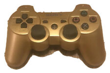 Sony PlayStation PS3 DualShock 3 Sixaxis Gold Wireless OEM Controller