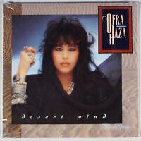 Ofra Haza - Desert Wind (1989) [SEALED] Vinyl LP • Kaddish