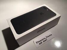 Apple iPhone 7 Plus 32GB Matte Black Cricket Smartphone Brand NEW CLEAN IMEI