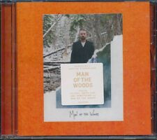 Justin Timberlake Man Of The Woods CD NEW Filthy Wave Supplies