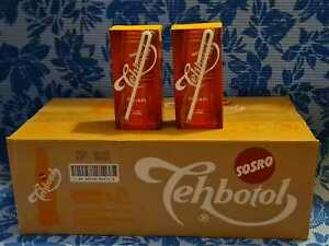 Indonesia jasmine tea/Sosro brand BOX(24 x 330ml)