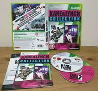 Kane & Lynch Collection  2 games  - Xbox 360 -  Excellent Condition - PAL RARE