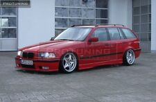 New Side Skirts Saloon Touring Coupe Cabrio Compact M3 look sideskirt tech sport