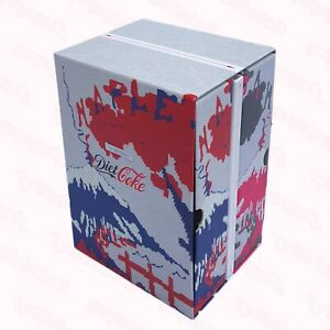 LIMITED EDITION DIET COKE BOX, BOTTLES AND NOTEBOOK JW ANDERSON 2015 SET [NEW]
