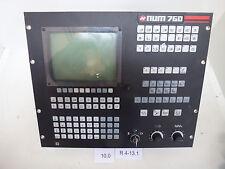"""NUM 760, Selti Monitor 9"""" Mono 760 SL/VD 10702CGO01, Nr. de Dossier 0205202334E"""