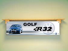 Volkswagen Golf R32 Banner VW Workshop Garage Car Show Display