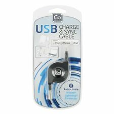 Go Travel  USB3 Apple Certified Lightning Retractable MFI Cable