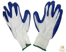 Unisex Adults Rubber Gardening Gloves