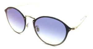 Ray-Ban Sunglasses RB 3574N 001/XO 59-14-145 Blaze Blue - Gold / Blue Gradient