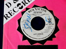 METROS~ LET'S GROOVE~ RARE PROMO~ KILLER~ THE REPLACER~ RCA~ ~ NORTHERN SOUL 45
