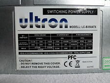 Ultron Switching Power Supply Model-no:lc-b350atx 350 WATT ATX PC Alimentatore