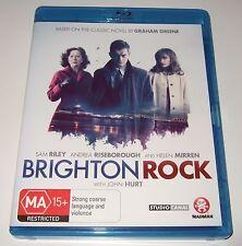 Brighton Rock (Blu-ray, 2011) Helen Mirren, John Hurt, Sam Riley