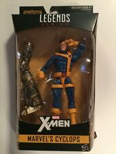 Marvel Legends X-men 6in Figure BAF Warlock Hasbro Cyclops