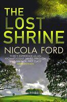 NICOLA FORD __ THE LOST SHRINE __ BRAND NEW __ FREEPOST UK