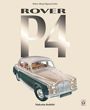 Classic Reprint: Rover P4 by Malcolm Bobbitt (2016, Paperback)