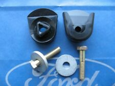 Brand new Ford Sierra Mk2 Sapphire RS Cosworth front bumper clip set - bolts