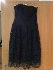Autumn Sleeveless Lace Dresses for Women