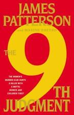 The 9th Judgment by James Patterson: New