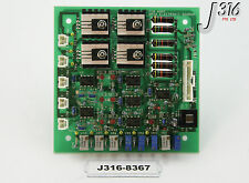 8367 TOKYO ELECTRON PCB ASSY OPTO ELECTRONIC SENSOR BB81-000852-12