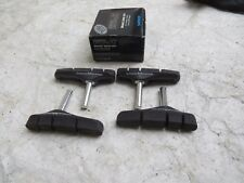 SHIMANO DEORE XT CANTILEVER BRAKE PADS EARLY MOUNTAIN BIKE SHOES NOS VINTAGE