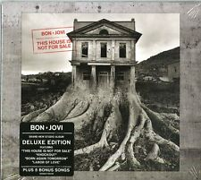 Bon Jovi - This House Is Not For Sale CD Deluxe (new album/sealed)
