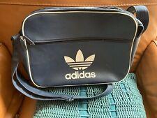 Adidas Originals Blue Vintage Airliner Shoulder Bag