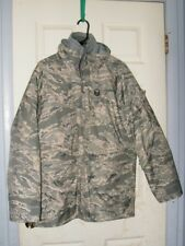 Pre-Owned All Purpose Parka Environmental Jacket Camouflage Barrier Wear Lg Reg