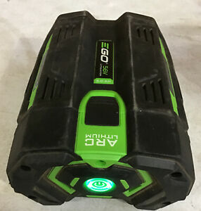 EGO BA2800 56-Volt 5.0 Ah Lithium Ion Battery FREE SHIPPING !!