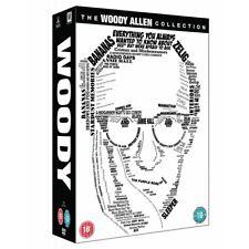Woody Allen 20 Film Collection 5039036053259 DVD Region 2 P H