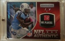 2017 ROOKIES & STARS DERRICK HENRY 1/1 NFL AUTHENTIC GAME USED TRUE 1 OF 1 RARE