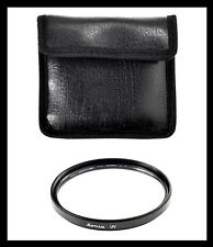 SONIA SAFETY HIGH QUALITY GLASS UV FILTER 62MM PROTECTOR  FOR CANON, NIKON, SONY