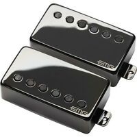 "EMG JH ""Het"" James Hetfield Set - Black Chrome - Tonabnehmer Set"