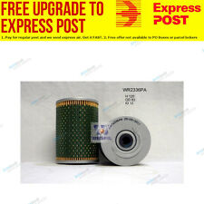 Wesfil Oil Filter WR2336PA fits Mercedes-Benz S-Class 280 S (W126),280 SE,SEL