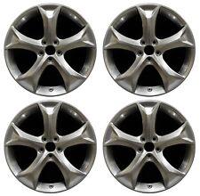 "20"" Toyota Venza 09 10 11 12 13 14 15 Factory OEM Rim Wheel 69558 Hyper Full Set"