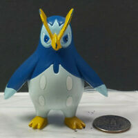 Prinplup Nintendo Pokemon Jakks Pacific Articulated Figure 2007 Rare Vintage