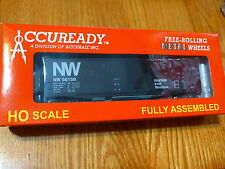 Accurail Ho #95313 Norfolk & Western 50' Steel combo Box (Rd #56159)