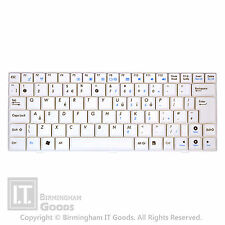 Asus Eee EPC 900HA T91SA Keyboard V100462AK1  UK  LAYOUT white