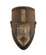 Mask African Ibo Nigeria Art Tribale First Primitive D'Africa 997