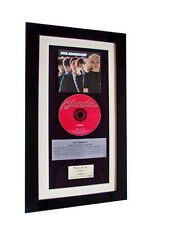 BLONDIE Debut+1st CLASSIC CD Album GALLERY QUALITY FRAMED+EXPRESS GLOBAL SHIP