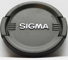 Original Sigma Front Lens Cap 55mm 55 mm Snap-on