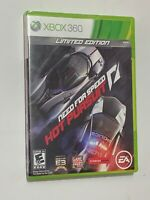 XBOX 360 - NEED FOR SPEED, HOT PURSUIT - UNTESTED