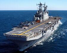 New 8x10 Navy Photo: USS SAIPAN (LHA-2), Tarawa-Class Amphibious Assault Ship