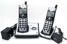 GE Digital 5.8 GHz Cordless Phone with 2 Handsets Model: 28021EE2-A