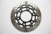 2010 BMW F700GS FRONT LEFT SIDE BRAKE DISC