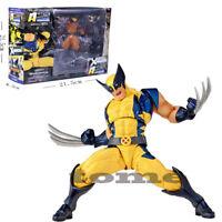"Anime Wolverine 6"" Kaiyodo Revoltech Amazing Yamaguchi Model Figure Toy New"