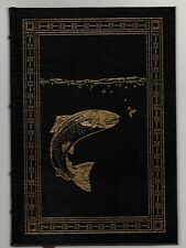 Nymph Fishing for Larger Trout Charles E Brooks Leather Bound Collector's Edit