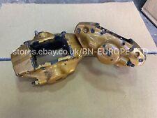 SUBARU IMPREZA REAR 2 POT GOLD BREMBO BRAKE CALIPERS WRX STI JDM TURBO 01-07