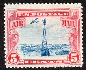 C11 5c beacon air mail high plane - read